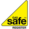 We are on the Gas Safe register